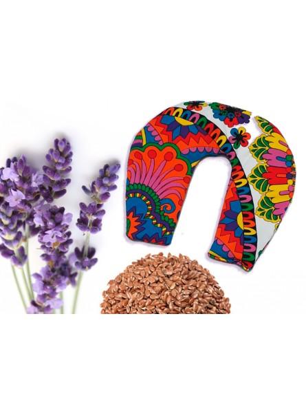 Almohadillas Cervical para Aromaterapia