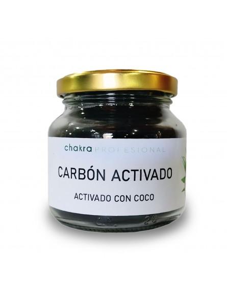 Carbón Activado x 250cc