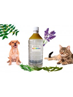 Anti Pulgas Natural para Perros y Gatos x 1lt