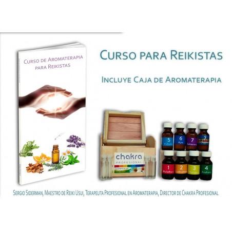 Curso de Aromaterapia para Reikistas