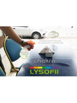 LYSOF11 - Desinfectante Natural Rinde x 11