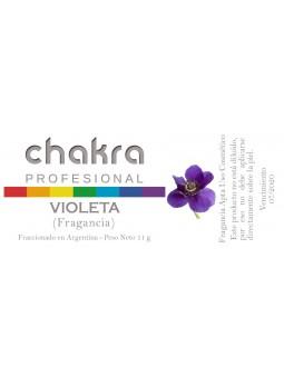 Aceite Fragancia de Violeta x 11ml