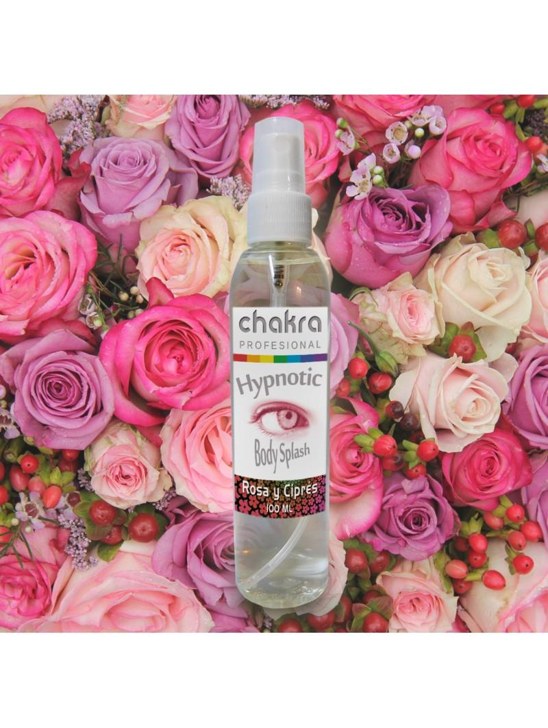 Body Splash Hypnotic de Rosas y Ciprés