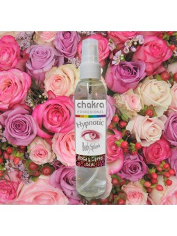 Body Splash Hypnotic de Rosas y Ciprés x 100ml