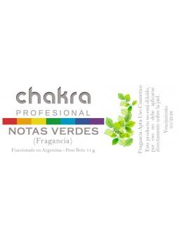 Aceite Fragancia de Notas Verdes x 11ml