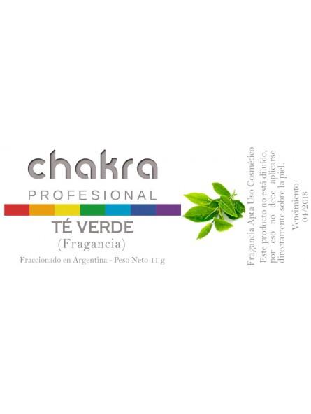 Aceite Fragancia de Té Verde x 11ml