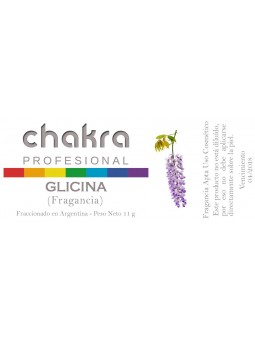 Aceite Fragancia de Glicina x 11ml