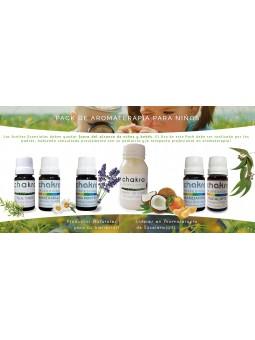Pack de Aromaterapia para Niños