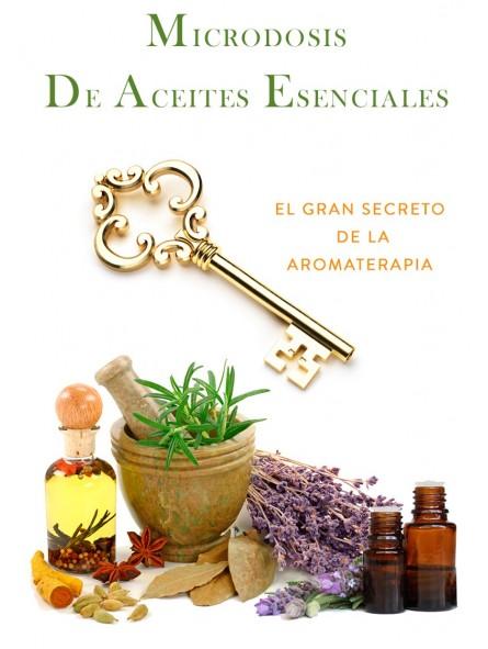 Libro Microdosis de Aceites Esenciales