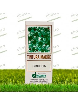 Tintura Madre de Brusca x 60ml