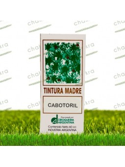 Tintura Madre de Cabotoril x 60ml