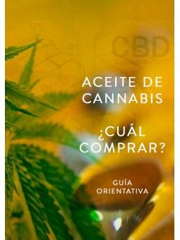 Aceite de Cannabis ¿Cuál Comprar? Guía en PDF